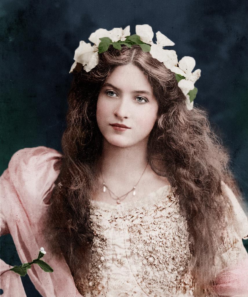 Belleza victoriana: Maude Fealy