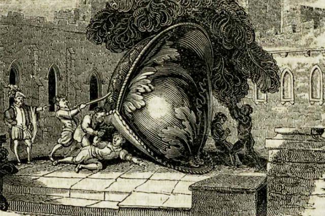 Literatura gótica: el castillo de Otranto