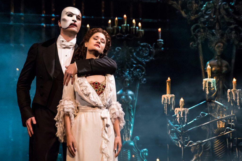 Disfraces victorianos: El fantasma de la ópera