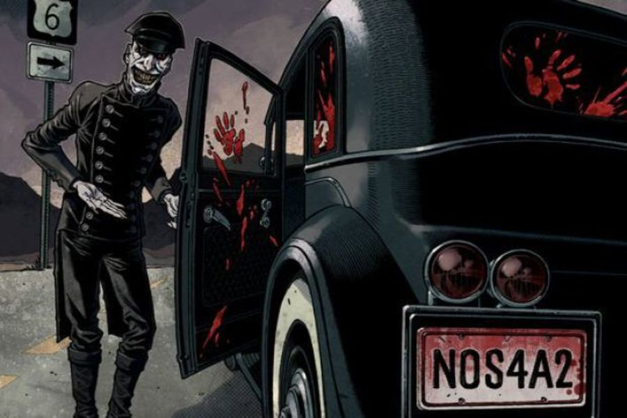 Mis libros favoritos 2018: Nos4a2 de Joe Hill