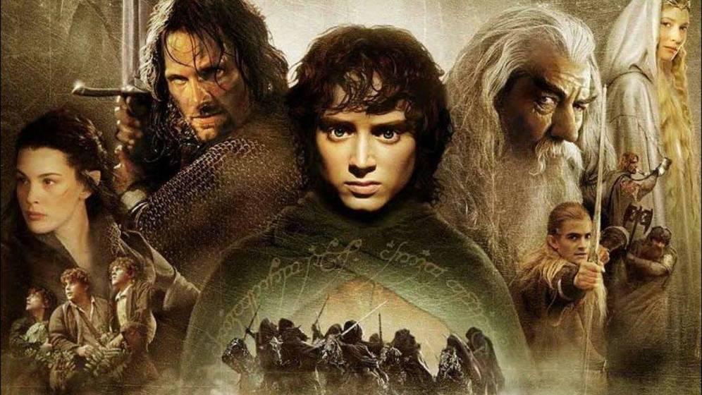 Series y películas de Navidad: El señor de los anillos