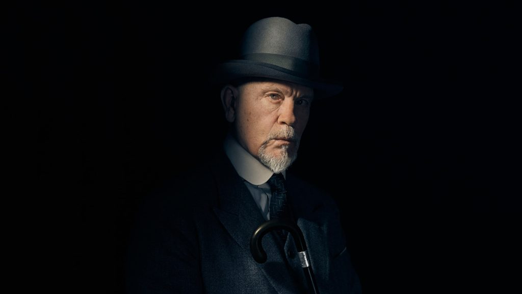 Miniseries de época: The ABC murders