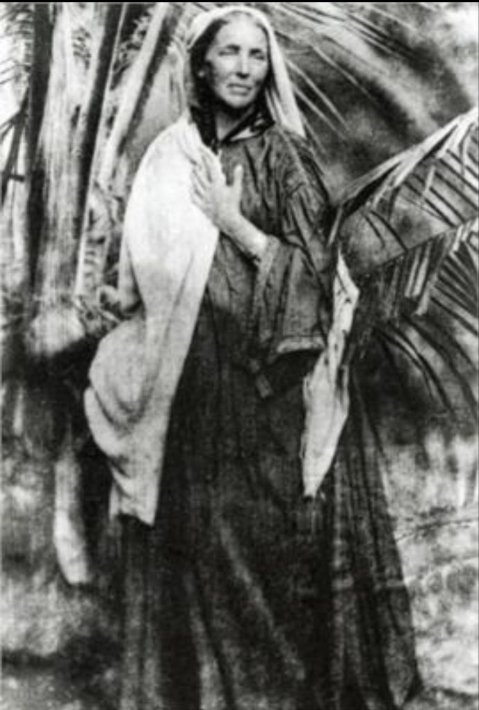 Científicas victorianas:Marianne North