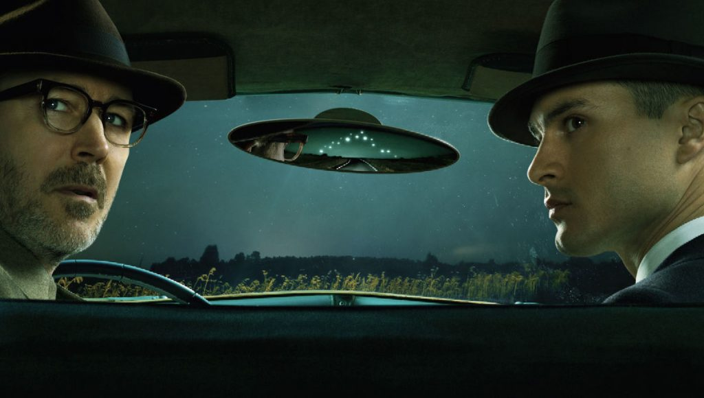Series basadas en hechos reales: Project Blue Book