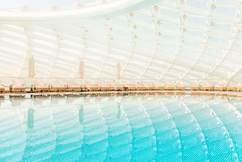 La piscina: Cuentos breve #29