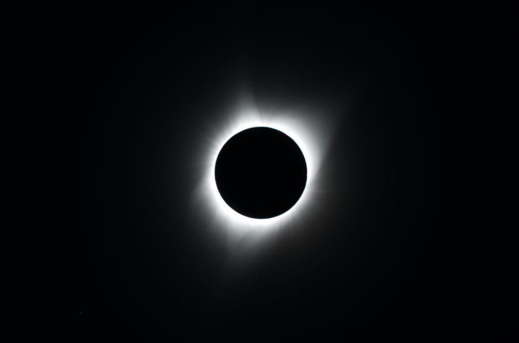 La noche del eclipse: Cuentos breves #28