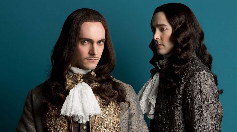 Series favoritas de época: Versailles