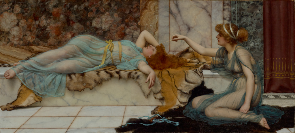 Mis obras favoritas de John William Godward