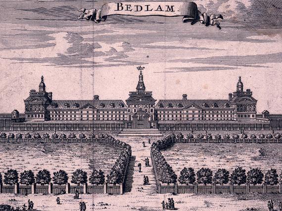 Hospital psiquiátrico de Bedlam