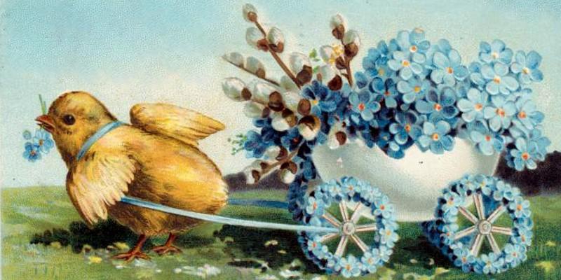La Pascua en la era victoriana