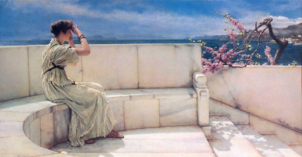 Lawrence Alma-Tadema: Expectativas