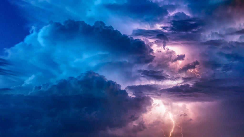 La tormenta cuento