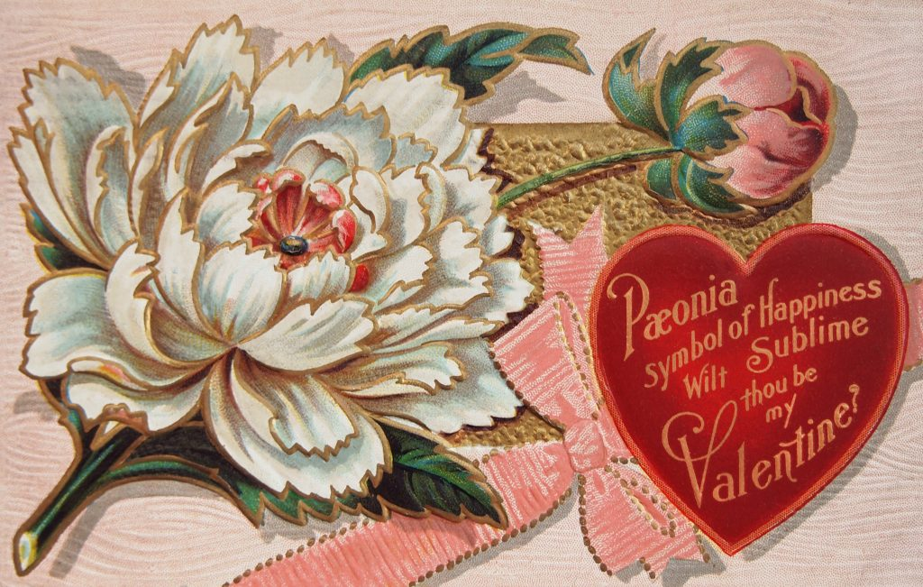 San Valentín victoriano