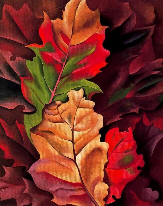 10 obras de arte para dar la bienvenida al otoño