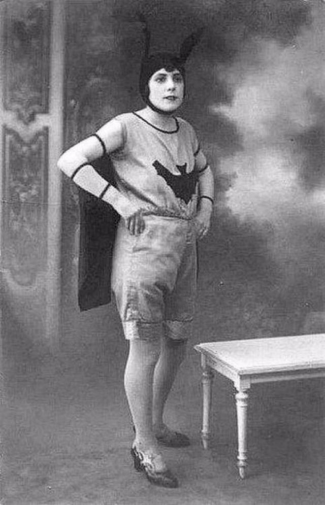 Disfraces de Halloween los años 20